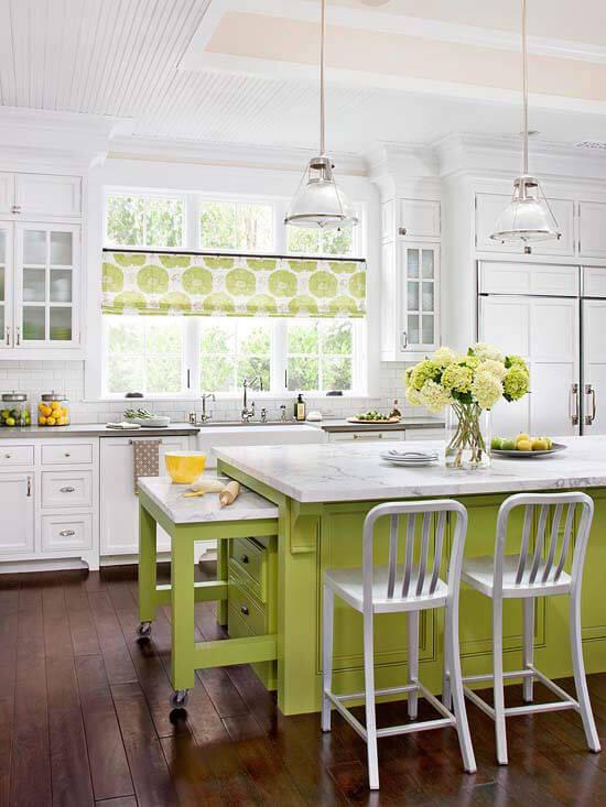 Aydınlık Mutfak Dekorasyonu Nasıl Olmalı?
