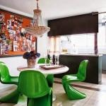 Yeşil Yemek Odası