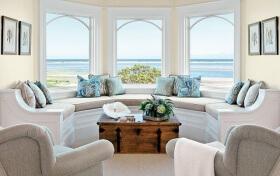 """Evlerde """"Deniz"""" Etkisi: Coastal Tarzı Dekorasyon"""
