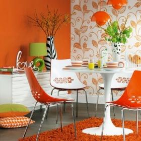 Dekorasyon Trendi: Renkli Yemek Alanları