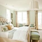 Pastel Renk Yatak Odası
