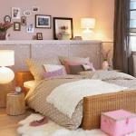 Rahatlatıcı Yatak Odası Dekorasyonu