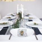 Yılbaşı Masası Dekorasyonu