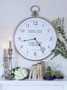 Duvar Dekorasyonunuza Saatlerin Katkısı