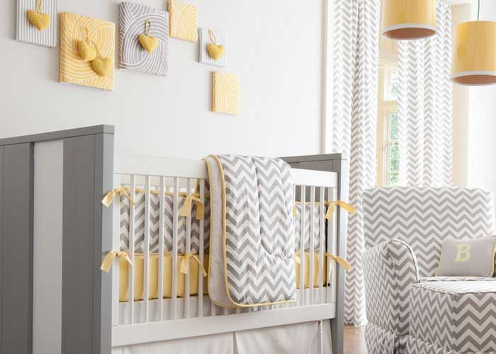 Erkek Bebek Odası Dekorasyonu