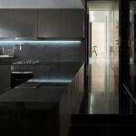 Siyah Mutfak Dolabı Modelleri