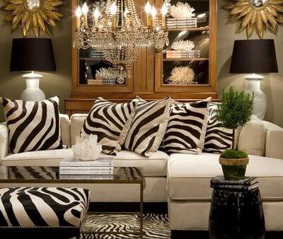 Afrika Stili Dekorasyon