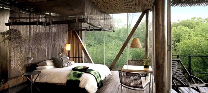 Afrika Stili Yatak Odası Dekorasyonu
