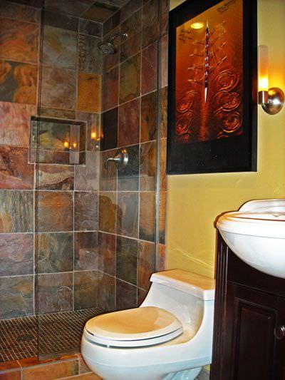 Ev Dekorasyonu Banyo