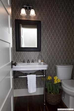 Gri Tuvalet