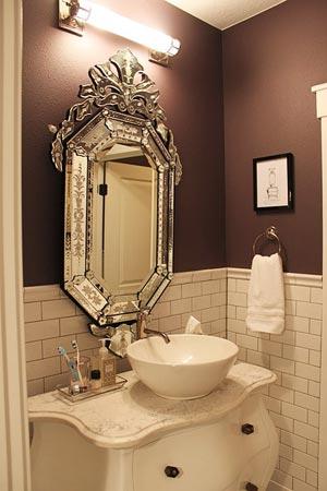Kahverengi Tuvalet