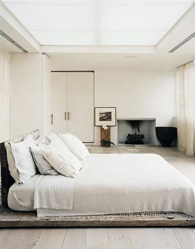 Yer Yatağı Dekorasyon