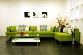 Zeytin Yeşili Dekorasyon