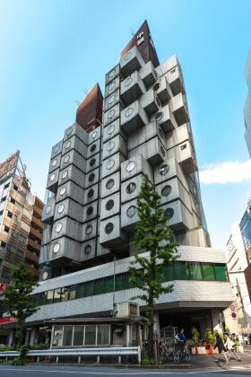 Nakagin Kapsül Kulesi ile Japonya'nın Tasarım Farkı!