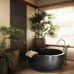 Asya Tarzı Banyo