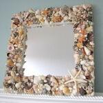 Deniz Kabuklarından Ayna