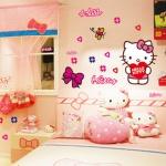 Hello Kitty Çocuk Odası Takımı