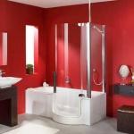 Kırmızı Banyo