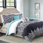 Nane Yeşili Yatak Odası