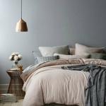 Pudra Yatak Odası Dekorasyonu