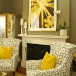 Sarı Dekorasyon