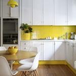 Sarı Renk Mutfak