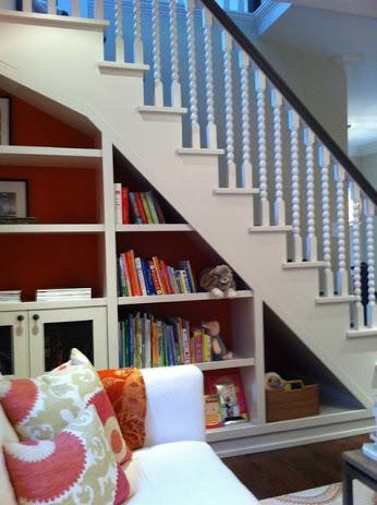 Merdiven Altı Kitaplıkları