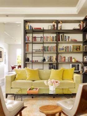 Ev Dekorasyonunda Kitaplık Alternatifleri