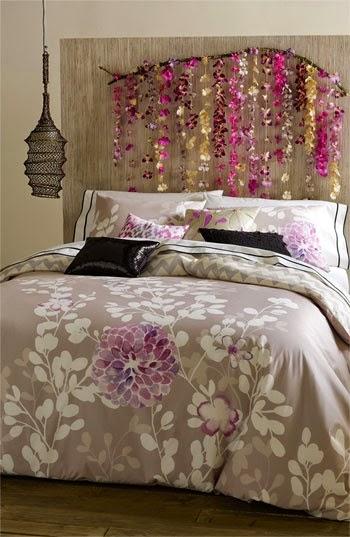 Yatak Başlığı Dekorasyonu