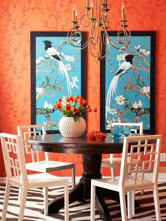 Yemek Odası Uzak Doğu