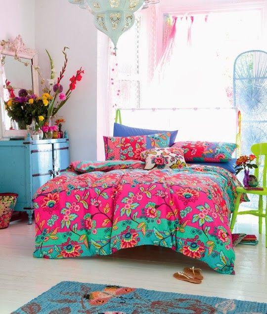 Yatak Odasında Bahar Havası