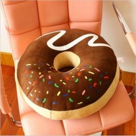 Donut Yastık Yapımı