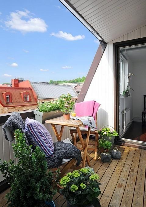 Balkon Tasarım