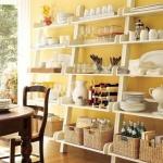 Basamaklı Mutfak Rafları