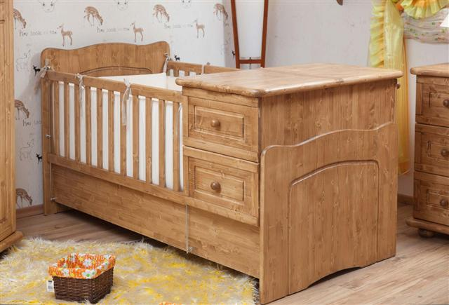 Bebek Odası Beşiği