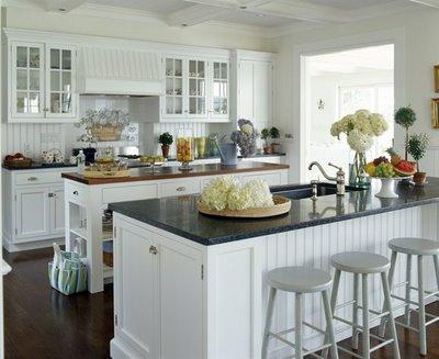 Mutfaklarda Değişim Zamanı: Country Tarz Mutfaklar