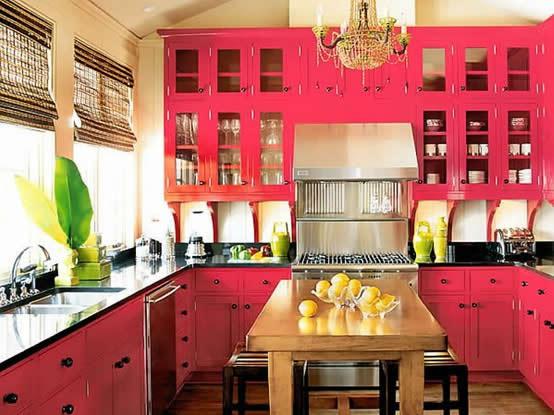 Mutfak Dekorasyonunda Farklılık Arayanlara: 1 Mutfak 4 Fikir!