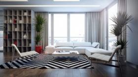 Monokrom Dekorasyon Sevenlere: Renk Kombinasyonları