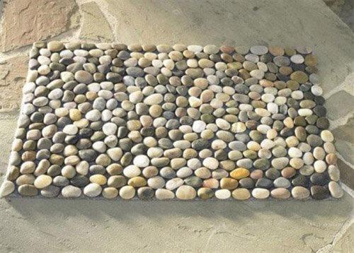 Taşlardan Kapı Paspası