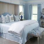 Mavi Yatak Odası Dekroasyonu