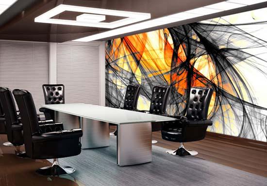 Ofis Duvar Dekorasyonu