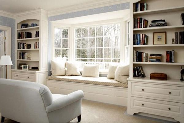 Birbirinden Güzel Pencere Önü Dekorasyon Fikirleri
