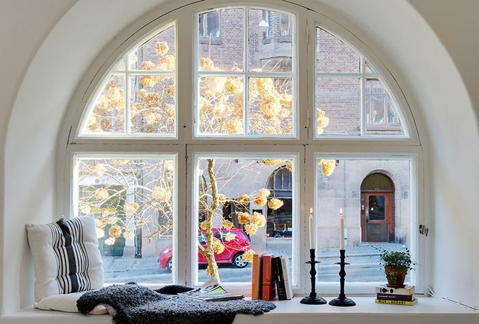 Pencere dekorları