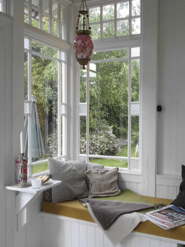 Pencere Önü Dekorasyonu