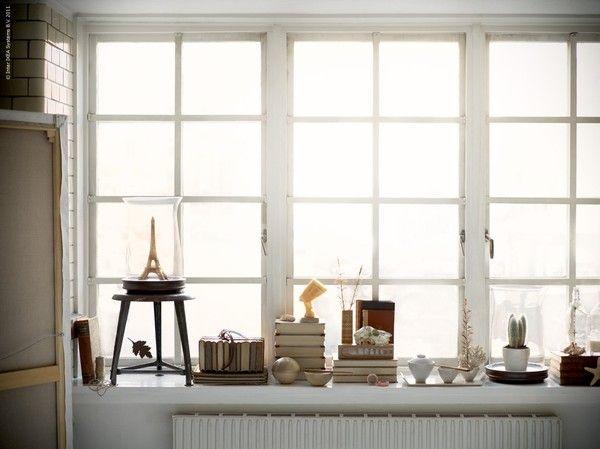 Pencereleri Dekore Etmek