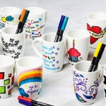 Porselen Kupa Boyama