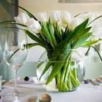Yemek Masası Çiçekleri