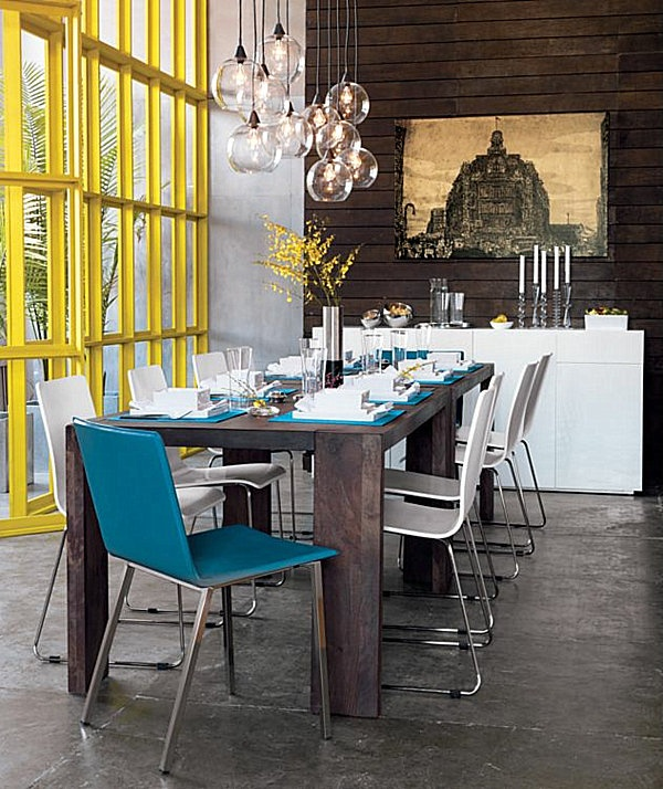Yemek Masası Dekorasyonu