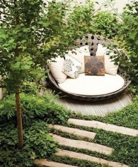 Bahçe Dekorasyonunda Son Trendler