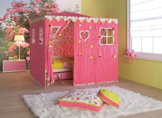 """Çocuk Odalarında """"OYUN"""" Temalı Dekorasyon Önerileri"""